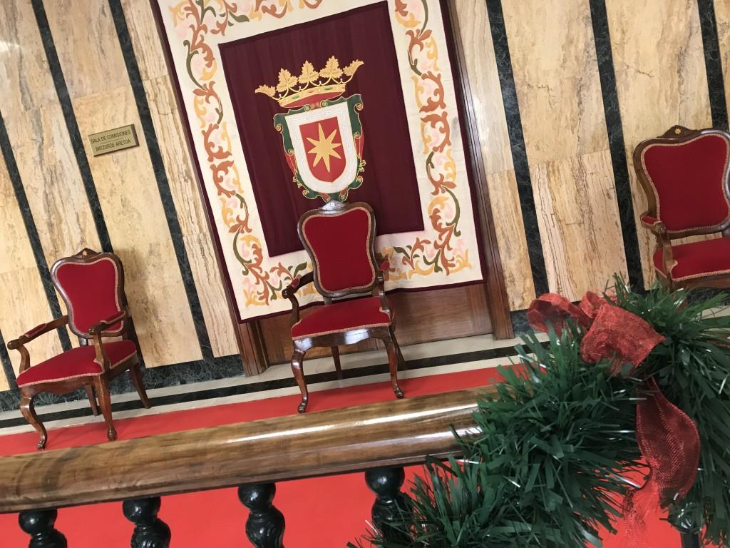 Casa Consistorial, Navidad, Reyes, 5-1-19