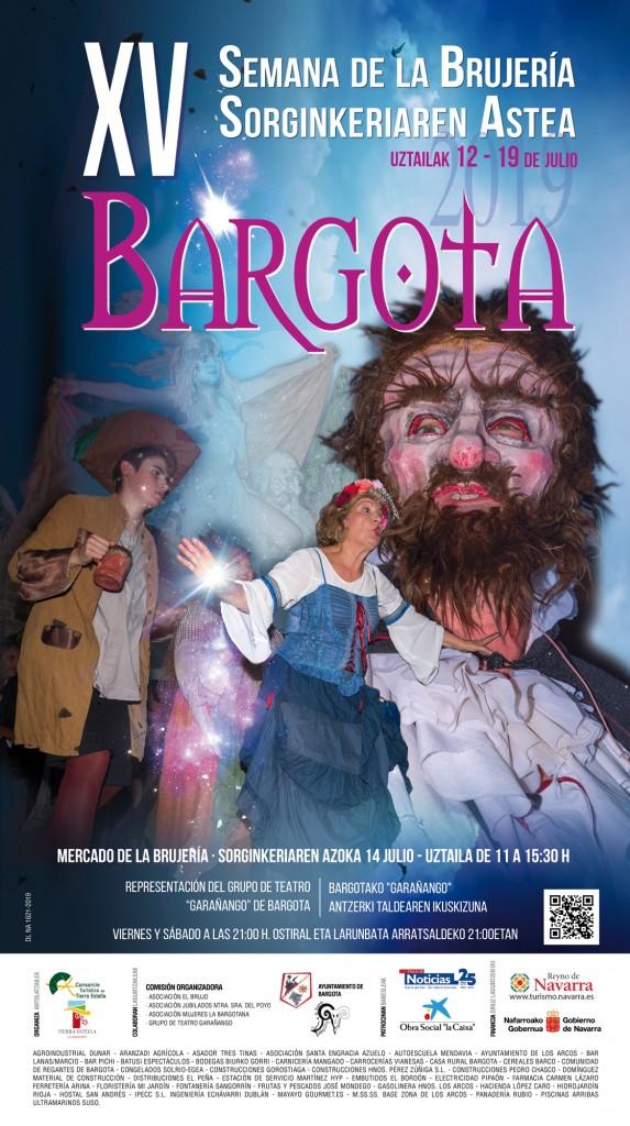 Bargota, brujería, cartel, 27-6-19