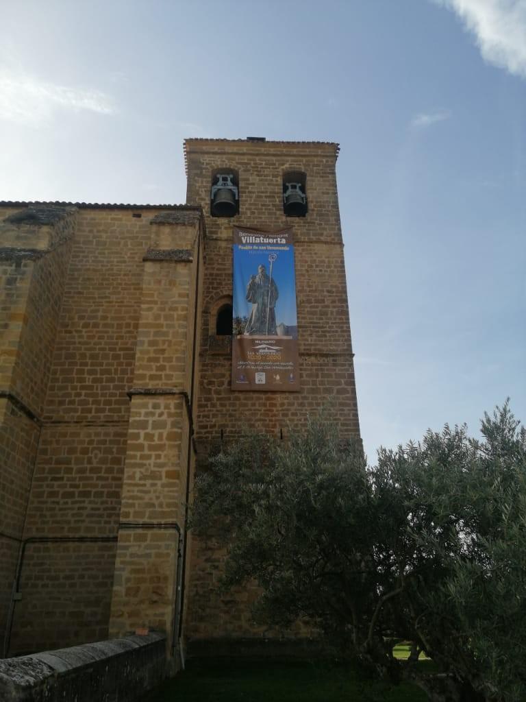 Villatuerta, iglesia, San Veremundo, PHOTO-2020-02-28-10-59-49