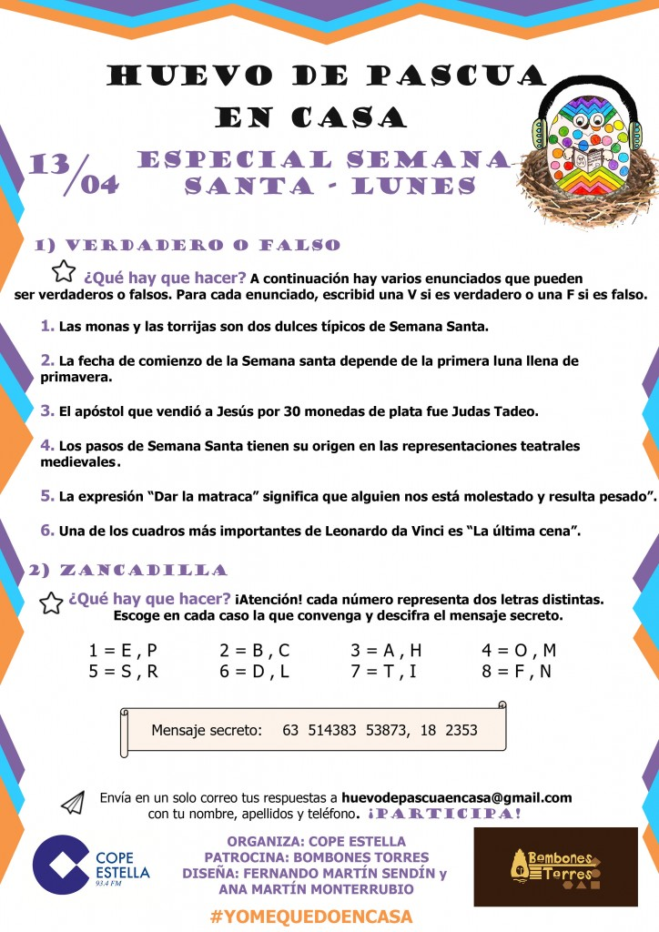 PRUEBA 14 13/04/2020 ESPECIAL SEMANA SANTA 3