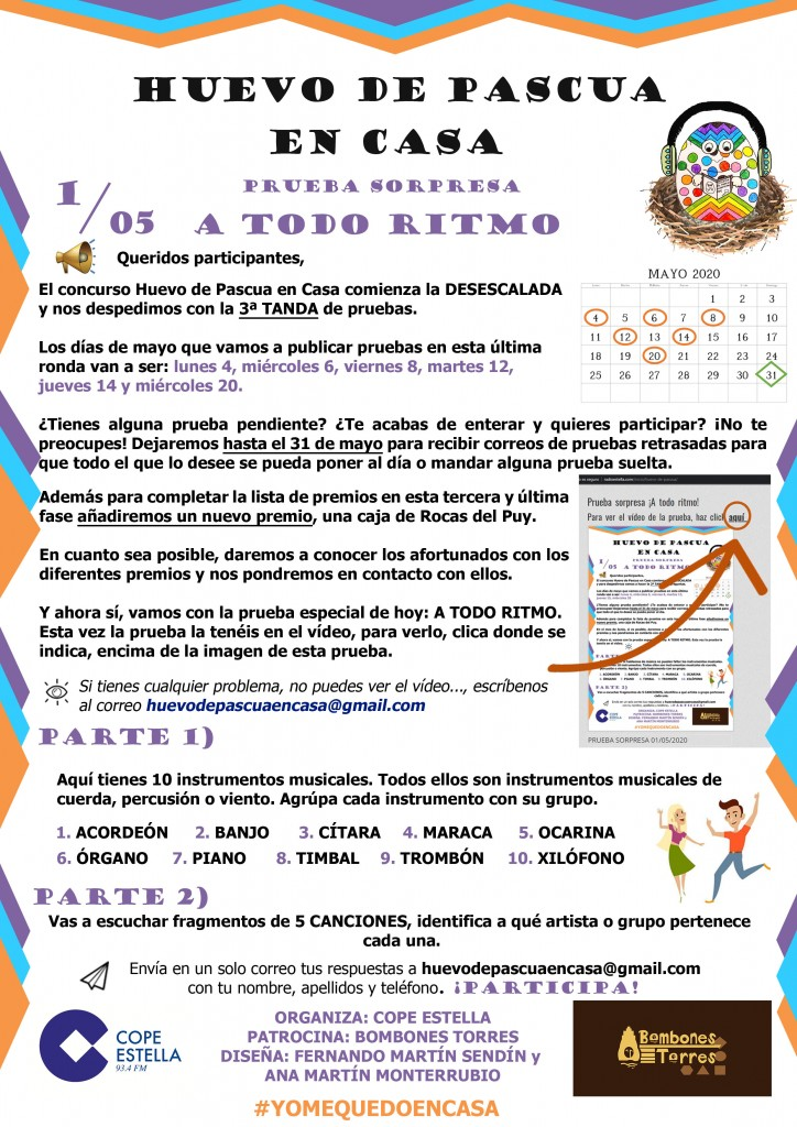 PRUEBA 28 1/05/2020