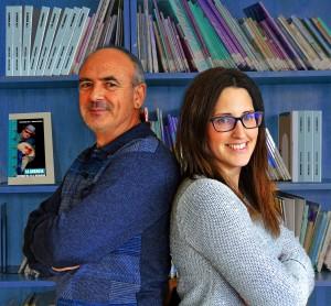Naiara Sánchez, 1-4-20, La agencia. Christophe y Naiara