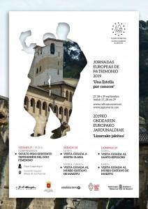 Jornadas Europeas de Patrimonio Estella, 21-9-2019