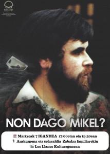 Non Dago Mikel_ Solasaldia