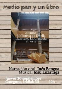 Medio pan y un libro